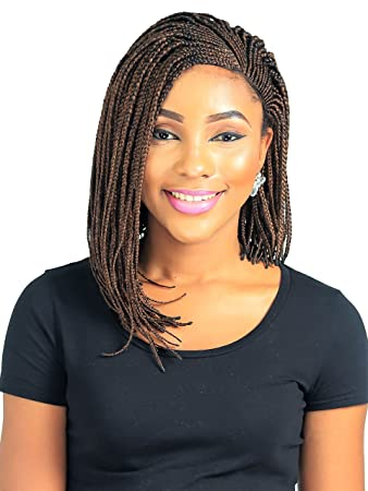 Amazon Com Cornrow V Side Part Braid Wig Color 30 33 12 Inches Beauty