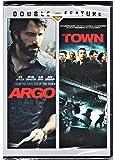Argo + the Town Combo Dvd