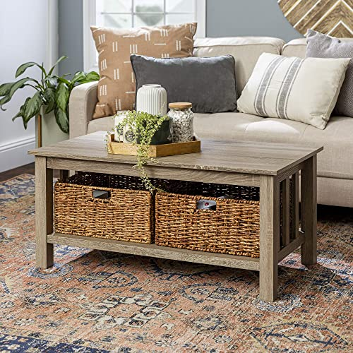 Lucas Transitional Coffee Table