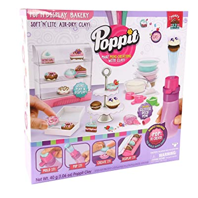 Poppit S1 Hp Playset Bakery: Arts, Crafts & Sewing