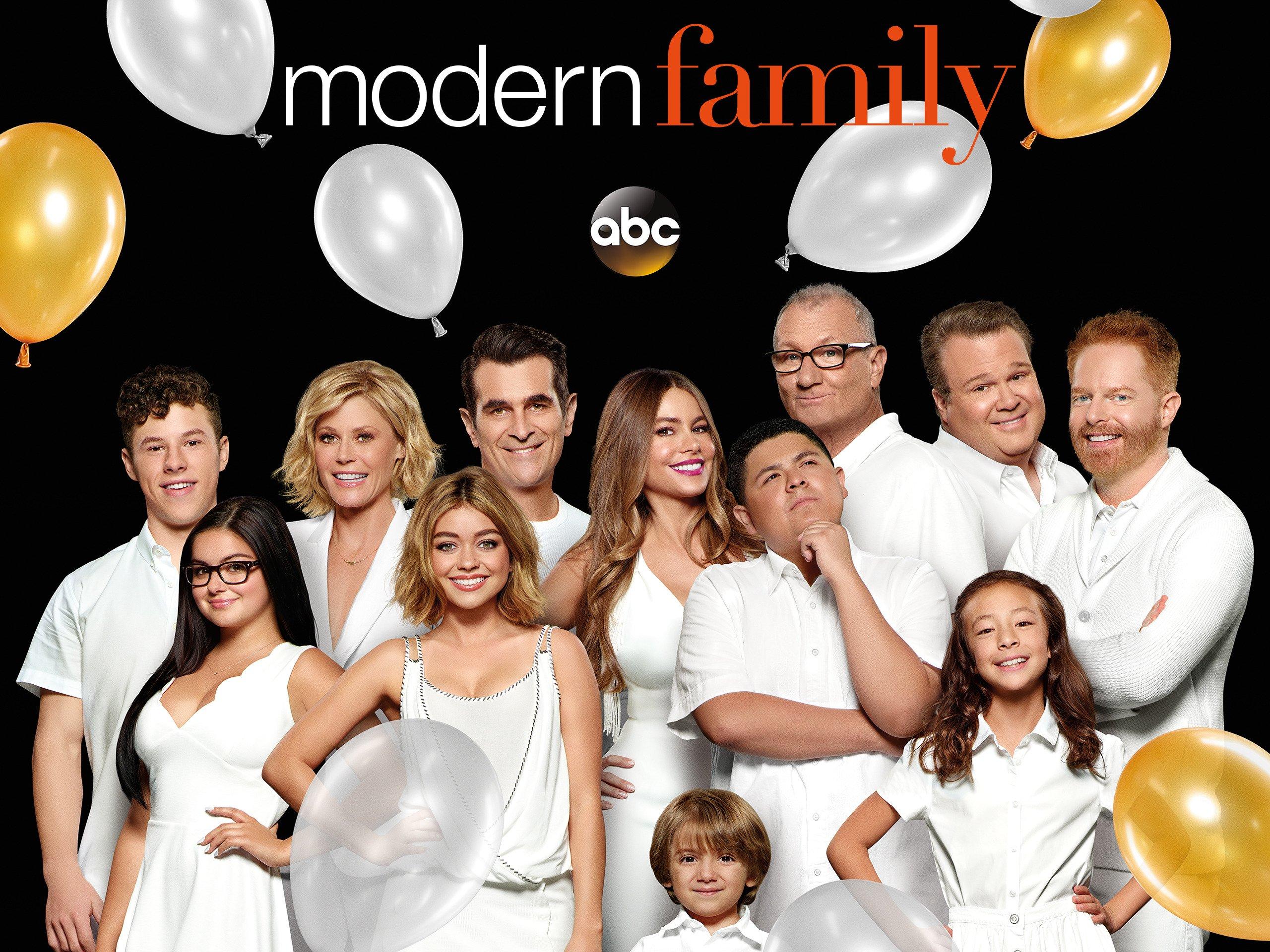 Watch Modern Family Season 7 Prime Video