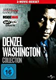 Denzel Washington Collection [Alemania] [DVD]