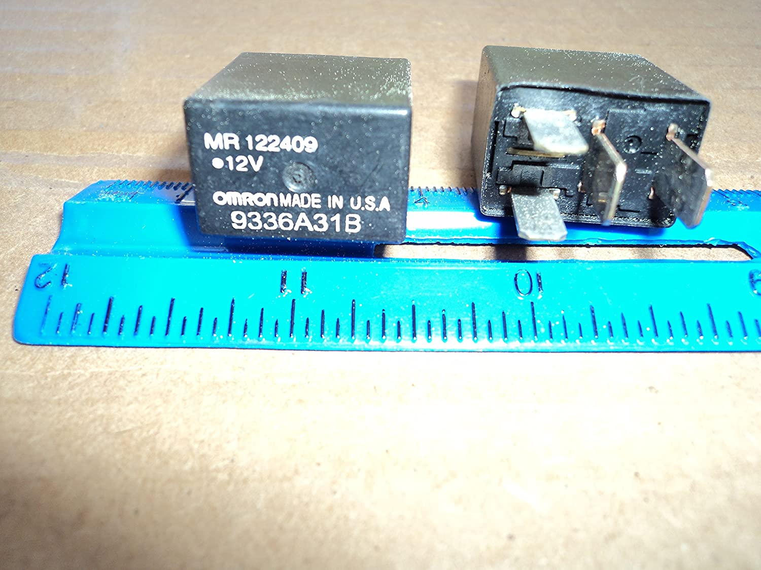Amazoncom Omron Chrysler Plymouth Dodge Jeep Eagle Relay Mr - Spdt relay eagle