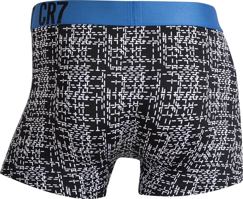 CR7-8502-4900 CR7 Cristiano Ronaldo Fashion Boxer Microfibra Uomo 2-Pack