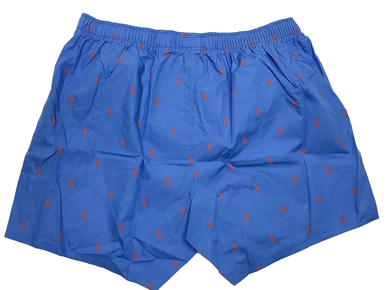 Polo Ralph Lauren Men`s Printed Cotton Boxer