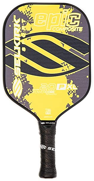 Amazon.com: Selkirk Sport 20P XL - Raqueta para Pickleball ...
