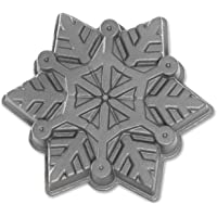 Nordic Ware - Sartén para copo de nieve