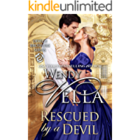 Rescued By A Devil (The Deville Brothers Book 2)