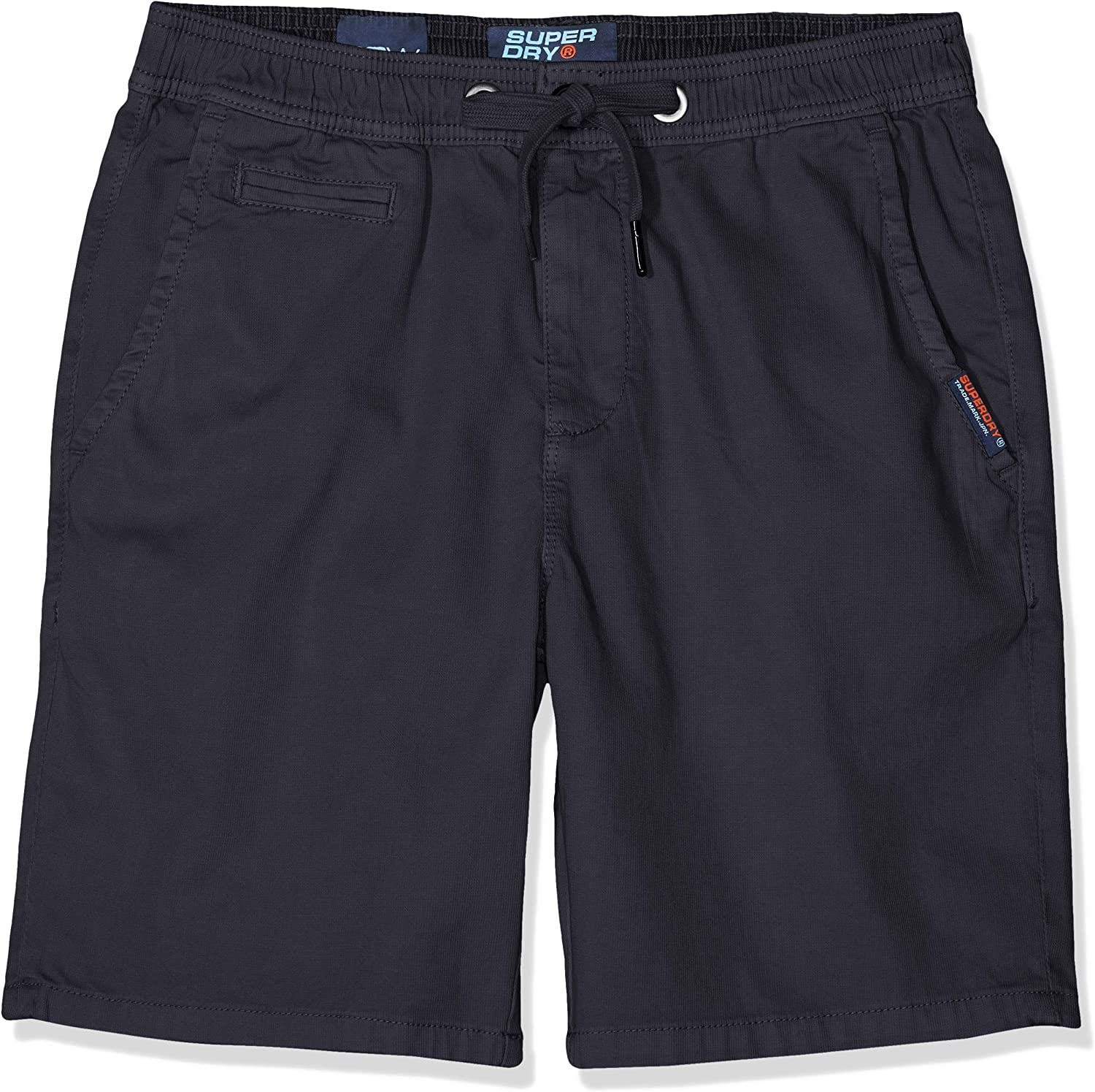 Superdry Men's Sunscorched Chino Shorts, Blue