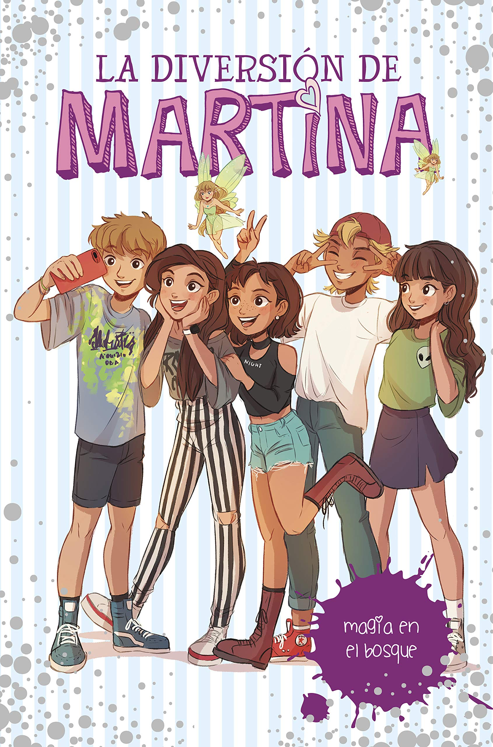 la diversion de martina libro 6