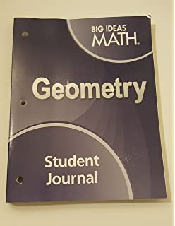 Amazon com: BIG IDEAS MATH Geometry: Common Core Student