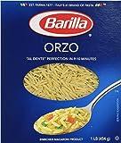 Barilla Orzo Pasta, 16 oz