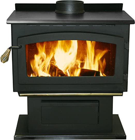 Amazon Com Us Stove 2007b Plate Steel King Pedestal Heater With