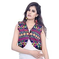 Banjara India Kutchi Short Jacket [Chokdo]