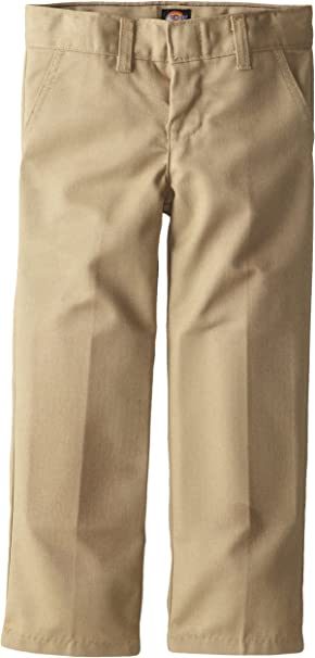 Dickies Little Boys Classic Flat Front Pant