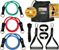 Ultimate Pro Gym Resistance Band Set by Go Fit