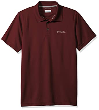 b403a0d5a98 Columbia Men's Utilizer Polo at Amazon Men's Clothing store: