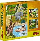 HABA 4960 - Puzzles Tiere