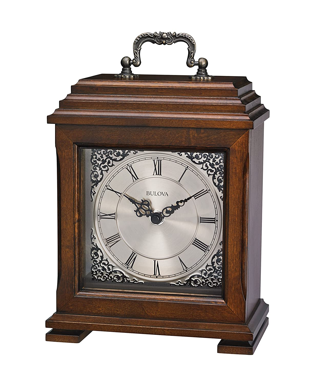 Bulova B1532 Mantle Clock Bulova Canada