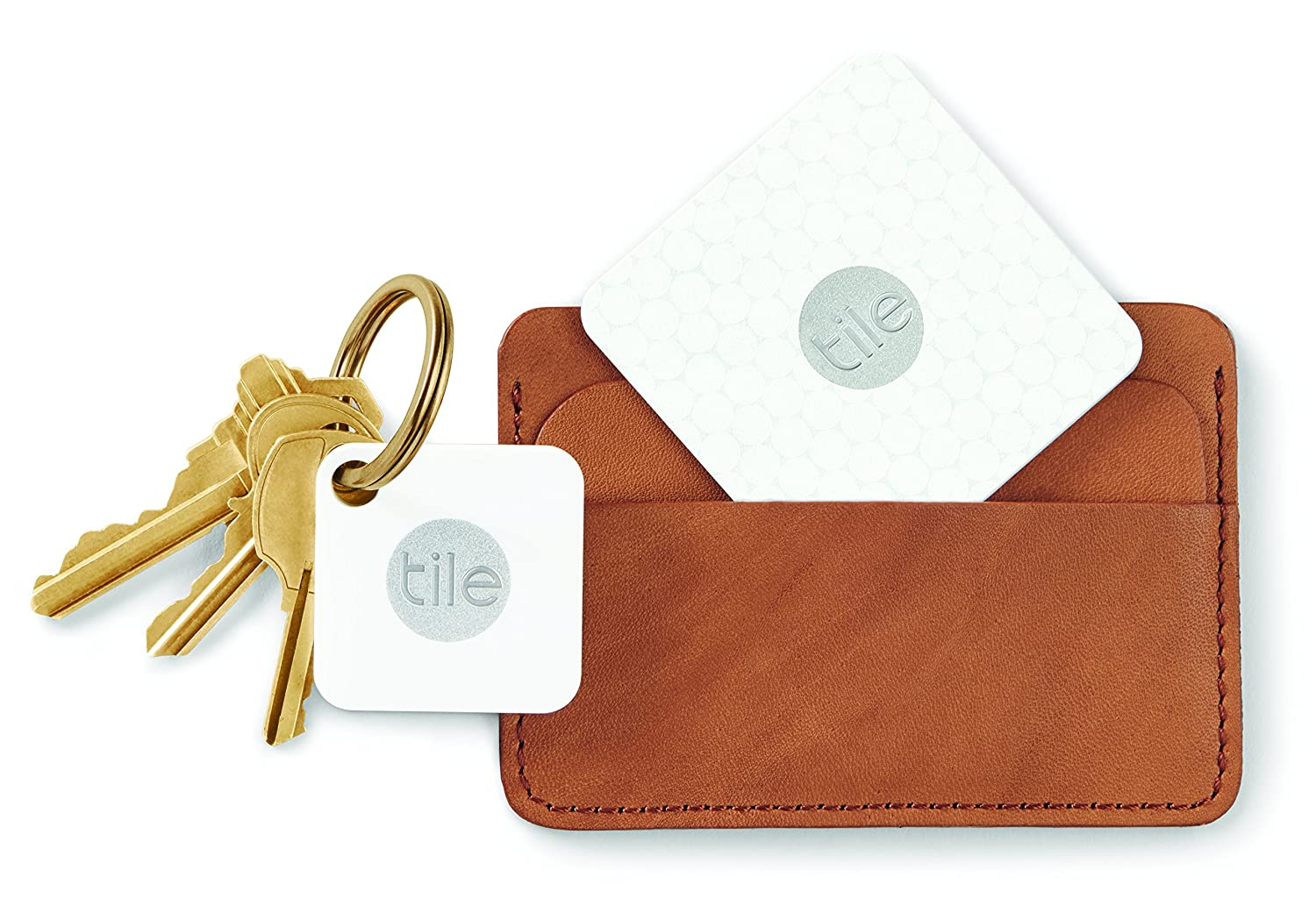 Amazon.com: Tile Mate and Slim Combo Pack - Key Finder. Phone Finder ...