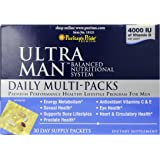 Puritan's Pride Ultra Vita Man Daily Multi-Vitamins, 30 Count