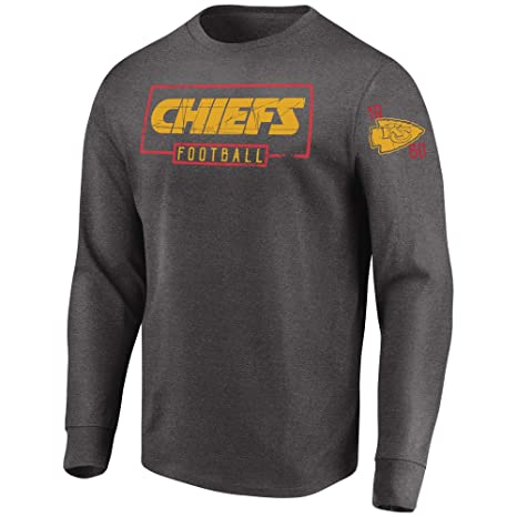 b712ff09 Amazon.com : VF Kansas City Chiefs Majestic Men's Big & Tall Kick ...