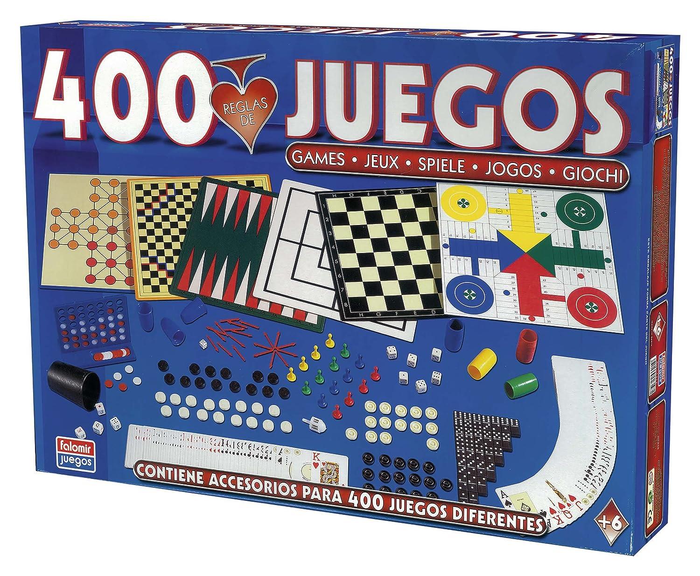 Riuniti 400 32-1317 Giochi Giochi Falomir importato dalla Spagna