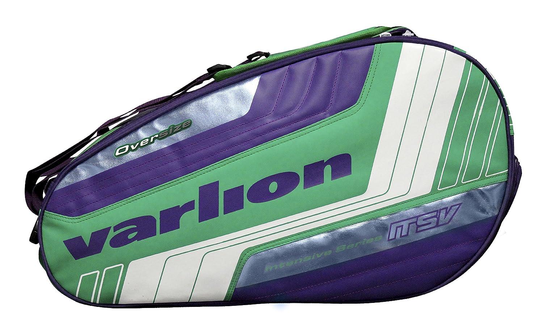 VARLION Oversize Man - Paletero de pádel, Color Gris/Violeta/Verde ...