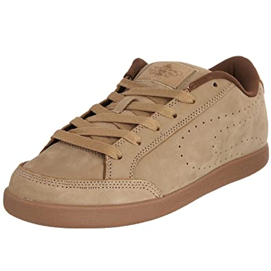 2d22761689 Duffs Men s G4 Special Reserve Skateboarding Shoe Light Brown D166-LBR 8.5  UK
