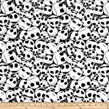 Disney Nightmare Before Christmas Packed Jack Black Fabric By The Yard