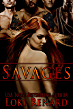 Savages: A Reverse Harem Romance (English Edition)