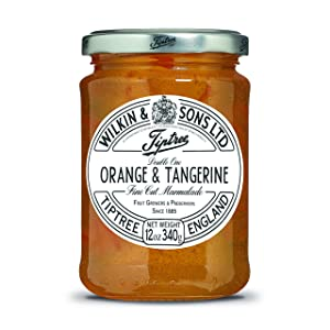 Tiptree Double One Orange & Tangerine Marmalade, 12 Ounce Jar