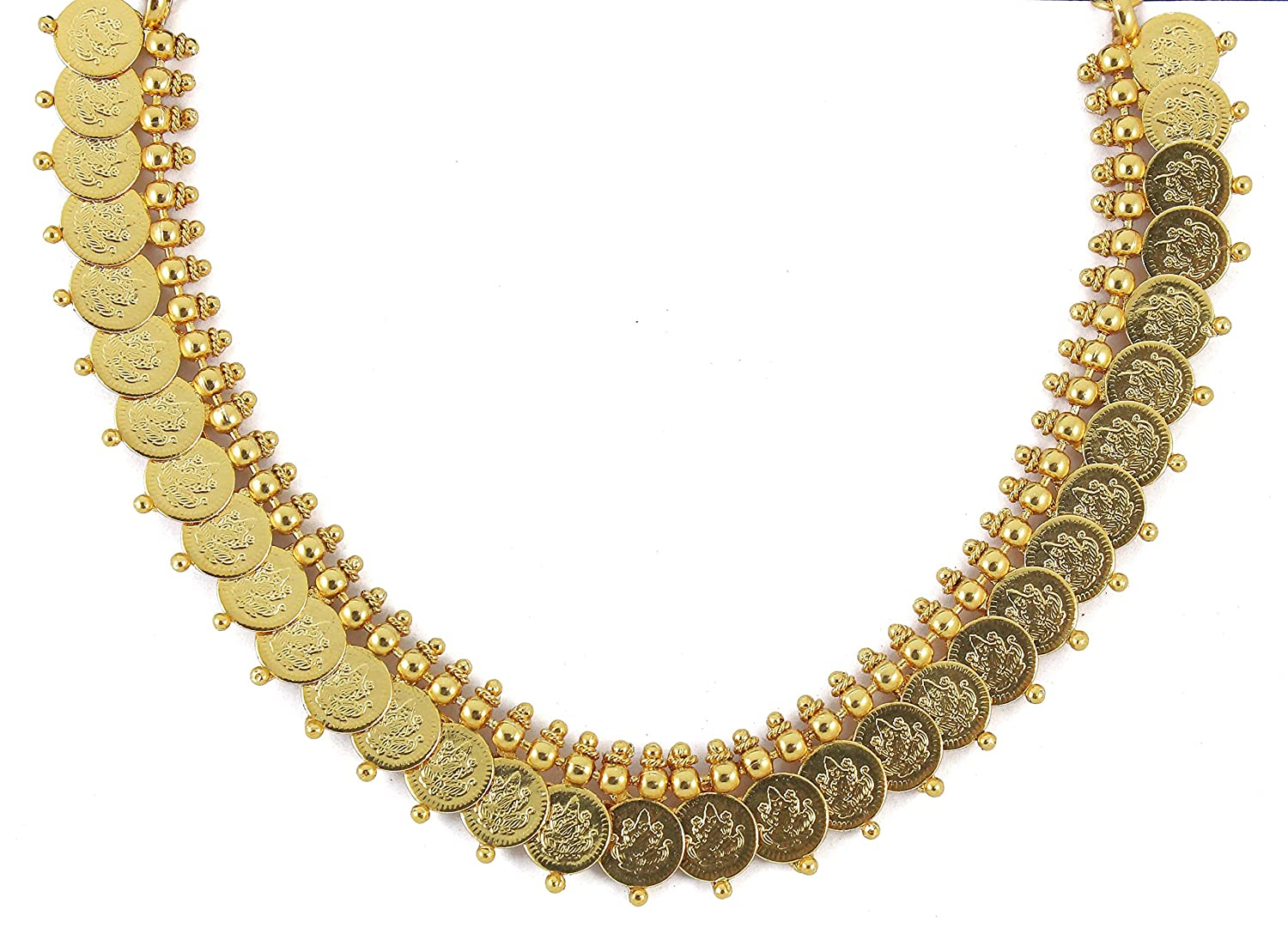 Muchmore Gold Plated Choker Necklace Set For Women: MUCH MORE ...