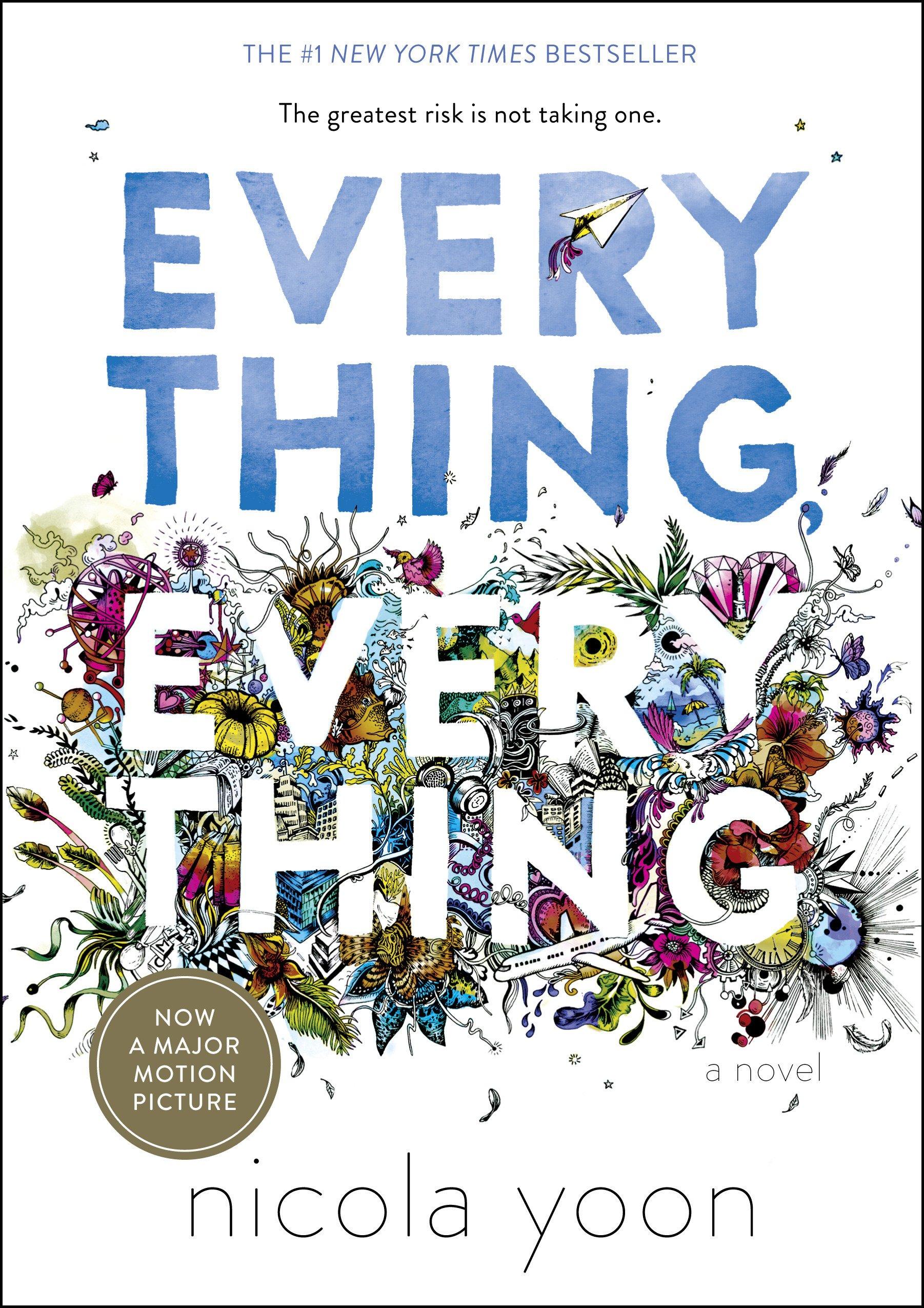 Everything Everything Amazon Nicola Yoon Fremdsprachige Bücher