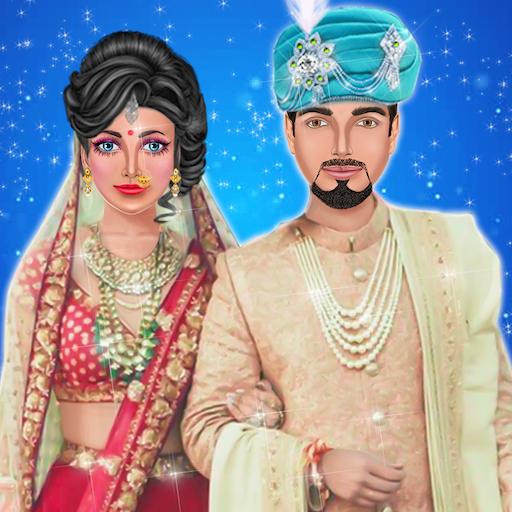 Royal Indian Princess Wedding Day