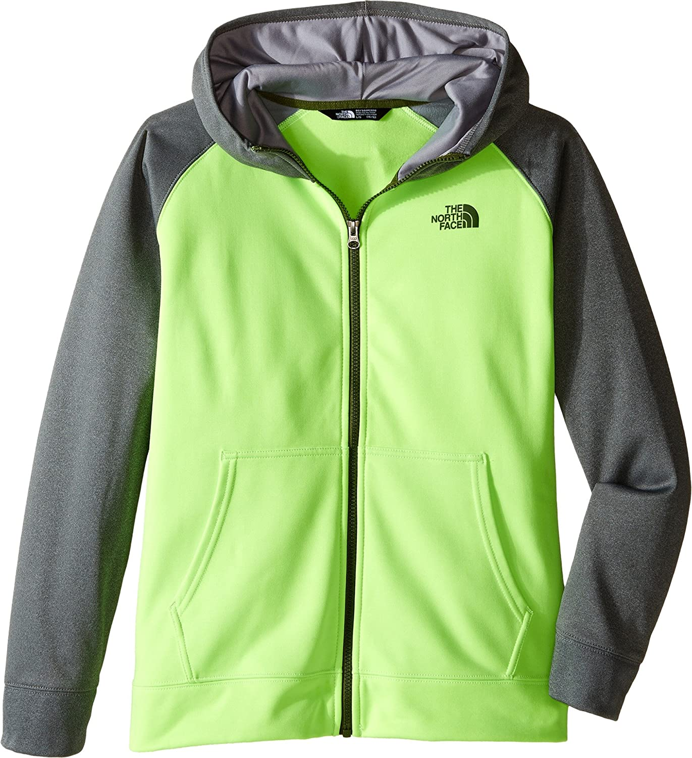 Little Big Kids THE NORTH FACE Boys Glacier Full Zip Hoodie