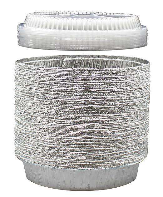 9 pulgadas redondo aluminio sartenes – Congelador y horno seguro ...