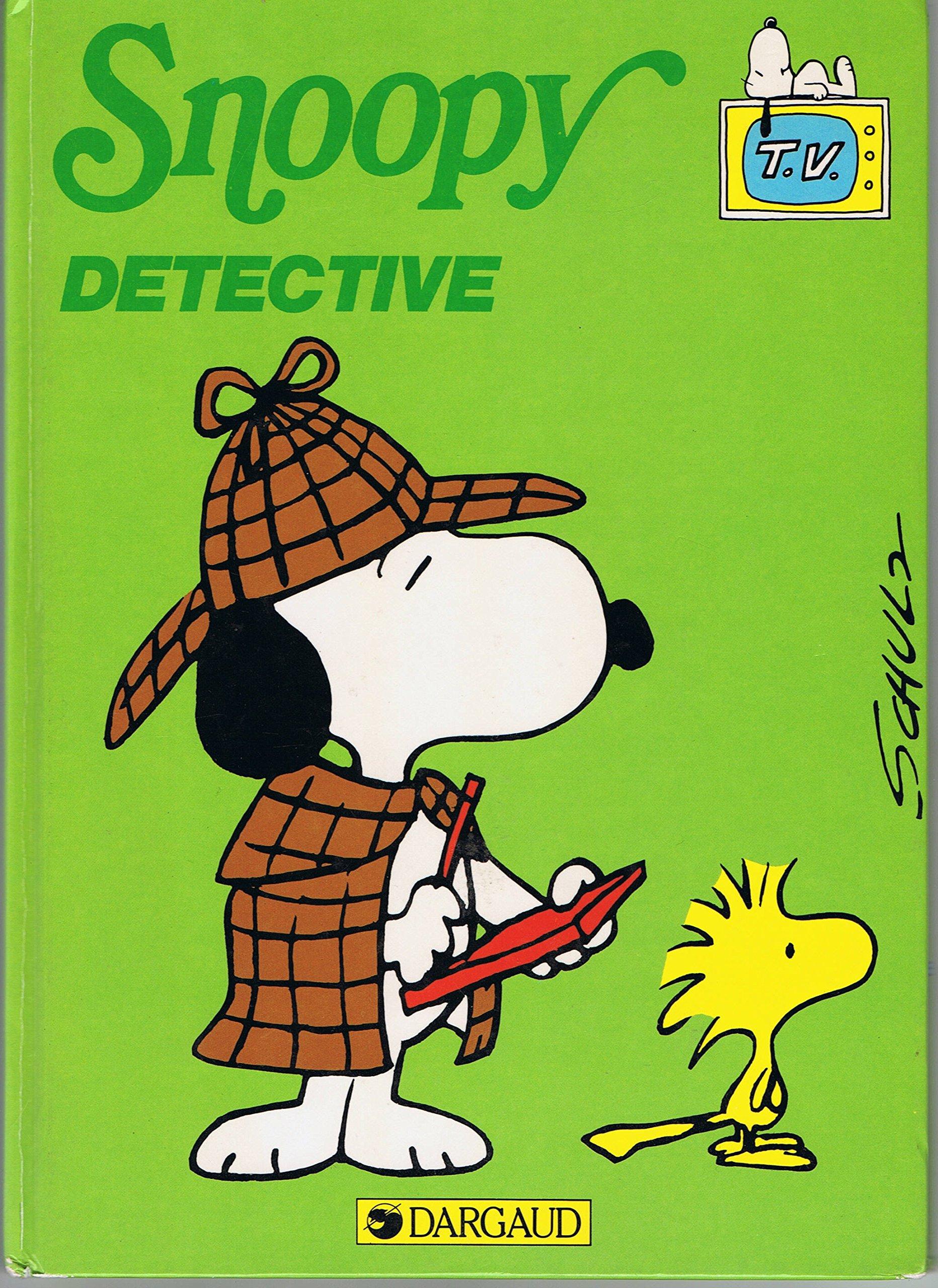 Snoopy détective : Amazon.de: Bücher