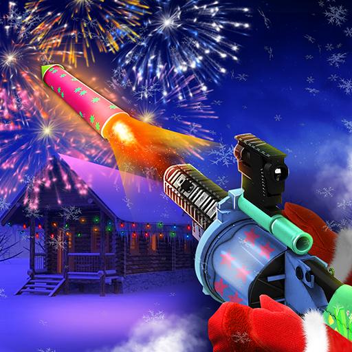 Firework Weapons Simulator -