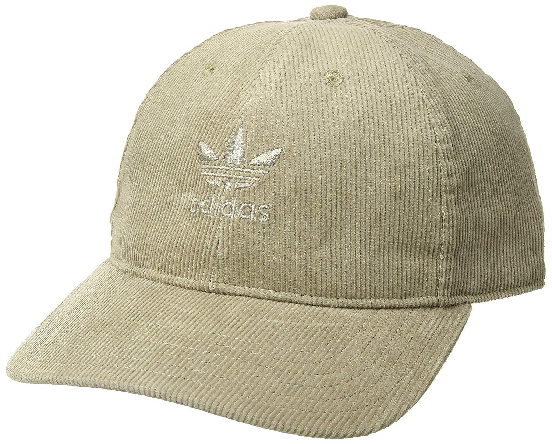502e3e170d732 Amazon.com  adidas Men s Originals Relaxed Corduroy Cap