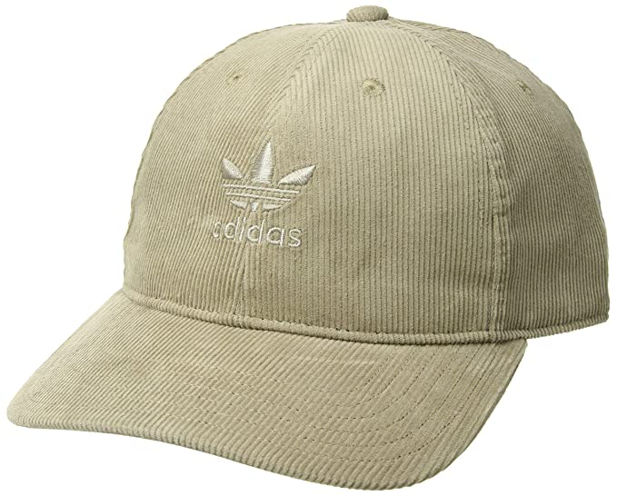 8de4dc944aa0b Amazon.com  adidas Men s Originals Relaxed Corduroy Cap