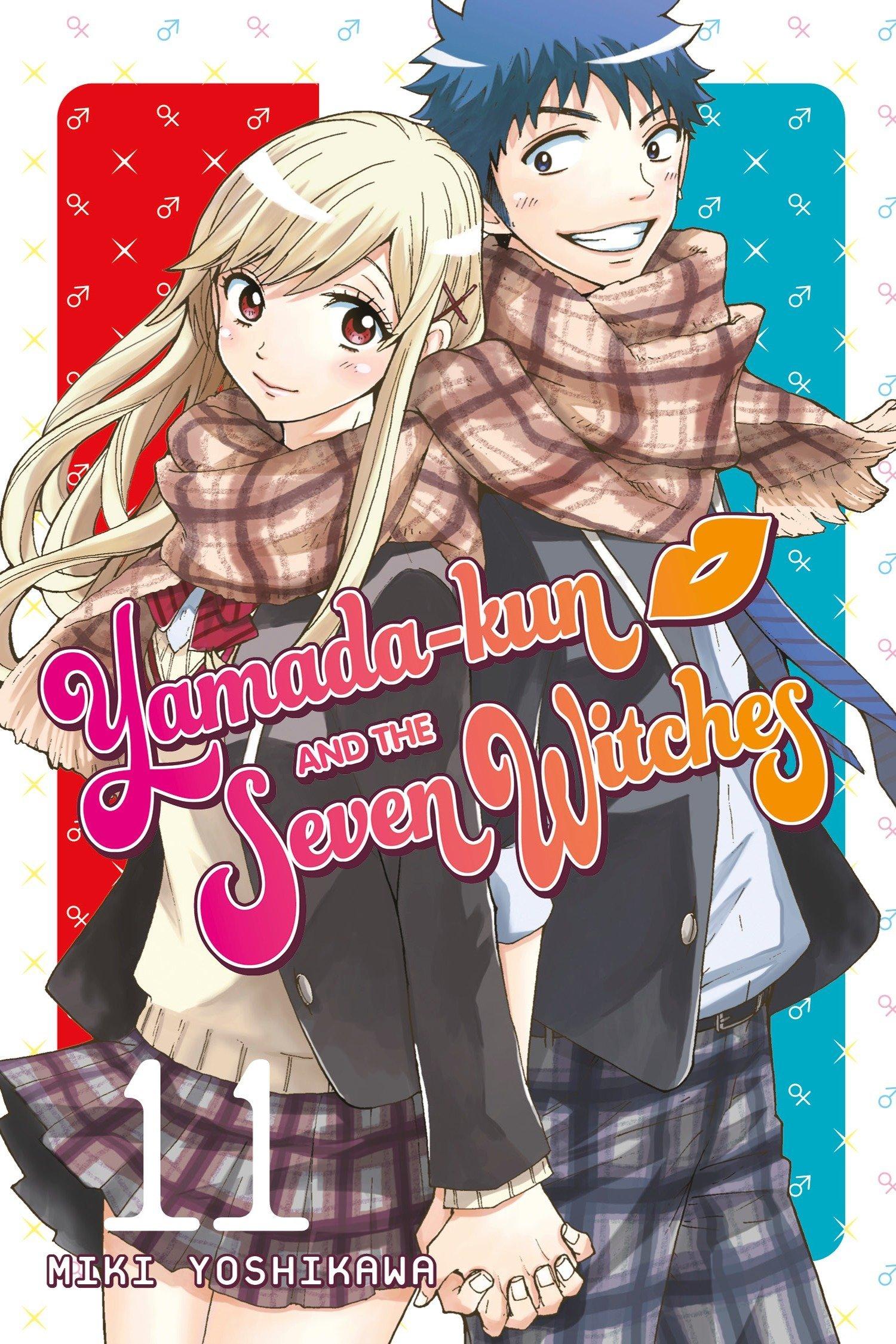Yamada-kun and the Seven Witches 11: Miki Yoshikawa: 9781632361400:  Amazon.com: Books