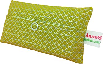 Taschentücher Tasche gold Geometrie Dreieck Design Adventskalender Befüllung Wichtelgeschenk Mitbringsel Give away Mitarbeiter Weihnachten