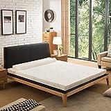 可奈尔/KOALLAR 记忆床垫 双人床垫 慢回弹 榻榻米 折叠床垫 席梦思床垫 J10 10cm厚 1.5*2米(供应商直送)