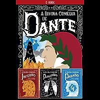 A Divina Comédia (Clássicos da literatura mundial)
