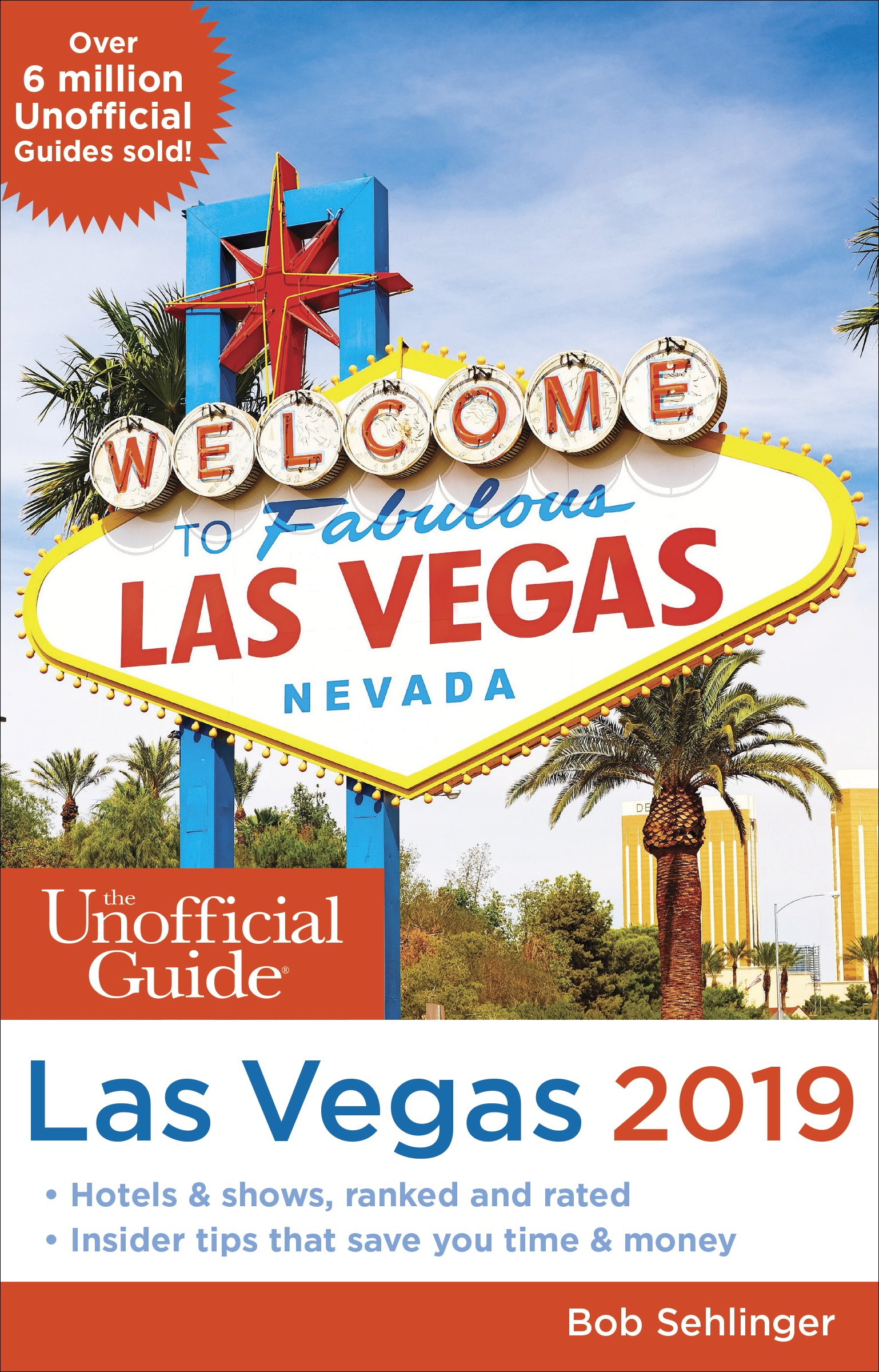 Unofficial Guide to Las Vegas 2019 (The Unofficial Guides) pdf