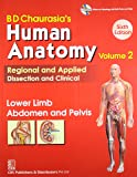 HUMAN ANATOMY  6E, VOL. 2- LOWER LIMB, ABDOMEN AND PELVIS (PB-2015)