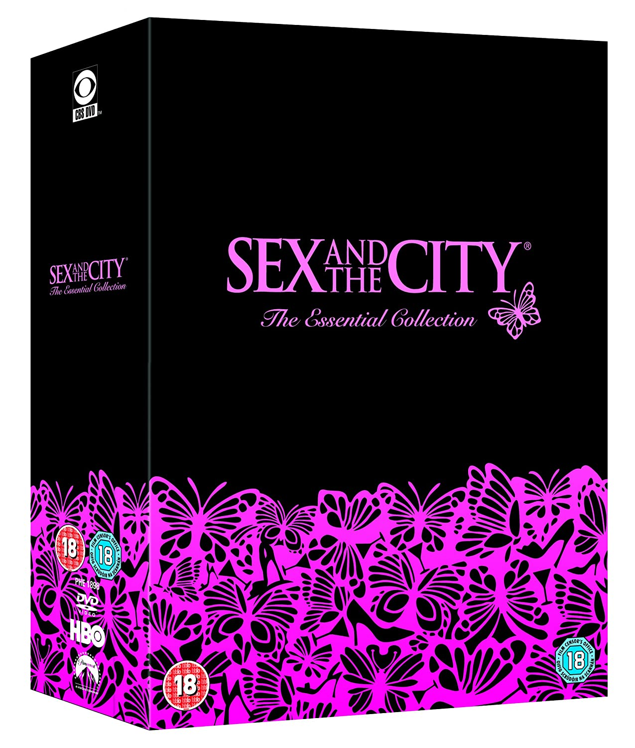 Sex and the city complete series on dvd