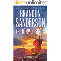 The Way of Kings (The Stormlight Archive, Book 1) book cover