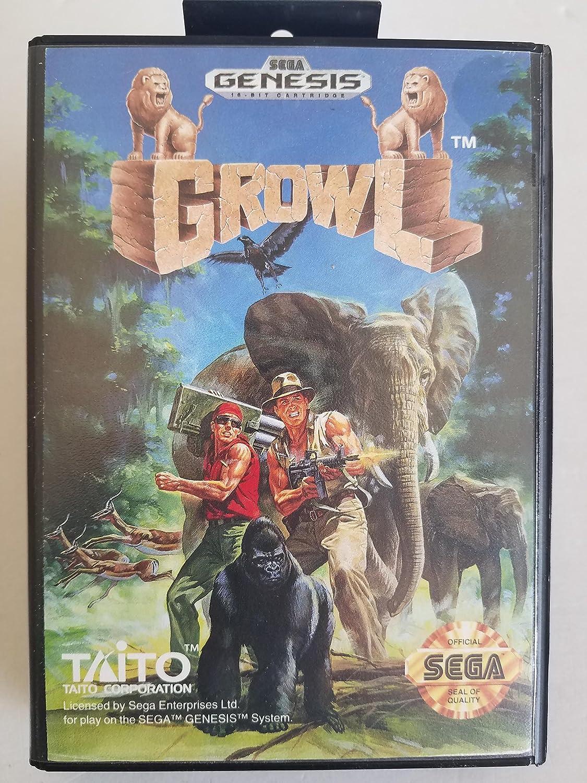 Growl - Sega Genesis